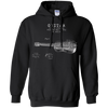 Stratton Patent Guitar - Mens - Hoodie - Small to 5XL