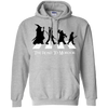 The Road To Mordor - Mens - Hoodie - Small to 5XL