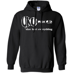 Ukulele Size Isn't Everything _?? Mens - Hoodie - Small to 5XL