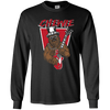 Chewie Guitar - Mens - Long Sleeved Tshirt - Small to 5XL