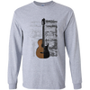 Dual Patent - Mens - Long Sleeved Tshirt - Small to 5XL