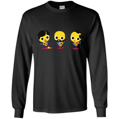 Guitar Chicks - Mens - Long Sleeved Tshirt - Small to 5XL