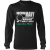 How Many Banjos Do I Really Need? Just One More.... - Mens - Long Sleeved Tshirt - Small to 5XL