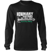 How Many Guitars Do I Really Need? Just One More.... - Mens - Long Sleeved Tshirt - Small to 5XL