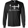 Life Behind Bars - Mens - Long Sleeved Tshirt - Small to 5XL
