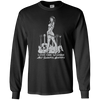 Love One Woman And Several Guitars - Mens - Long Sleeved Tshirt - Small to 5XL