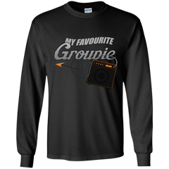 My Favorite Groupie - Mens - Long Sleeved Tshirt - Small to 5XL