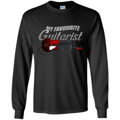 My Favorite Guitarist - Mens - Long Sleeved Tshirt - Small to 5XL