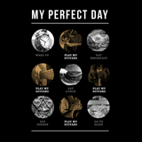 Perfect Day - Mens - Long Sleeved Tshirt - Small to 5XL