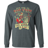 Too Old To Rock N Roll Too Young To Die - Mens - Long Sleeved Tshirt - Small to 5XL