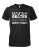 Master Beater - Mens - Tshirt - Small to 5XL