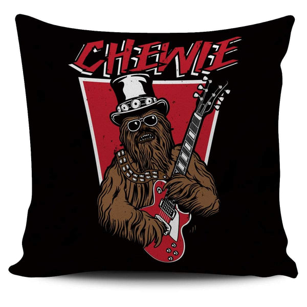 Chewie Guitar - Pillow Cover
