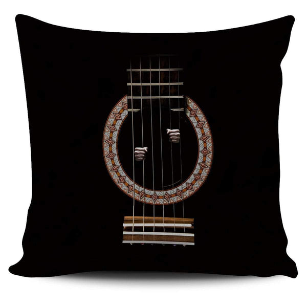 Guitar Prison - Pillow Cover