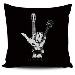 Rock Gesture - Pillow Cover