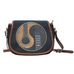 Yin Yang Guitar Saddle Bag