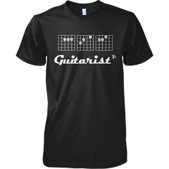 Ace Guitarist - Mens - Tshirt - Small to 5XL