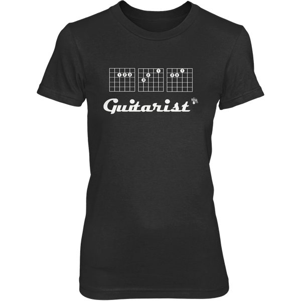 Ace Guitarist - Womens - Tshirt - Small to 3XL