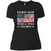 Back To Back World Champs - Womens - Tshirt - Small to 3XL