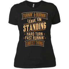 Barrel Racing - Sweet Thing - Womens - Tshirt - Small to 3XL