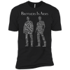 Brothers In Arms - Mens - Tshirt - Small to 5XL