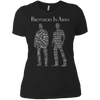 Brothers In Arms - Womens - Tshirt - Small to 3XL