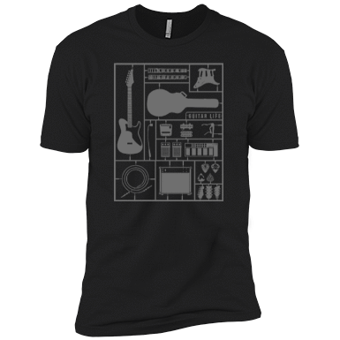 Build Your Own Guitar _?? Mens - Tshirt - Small to 5XL