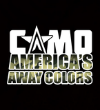 Camo - America's Away Colors - Womens - Tshirt - Small to 2XL
