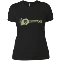 Dollar Guitar - Womens - Tshirt - Small to 3XL