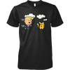 Donald Trump Chasing Pikachu - Mens - Tshirt - Small to 5XL