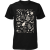 Elements of Witchcraft Inspired by Wicca - Mens - Tshirt - Small to 5XL