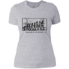 Evolution of the Guitarist _?? Womens - Tshirt - Small to 3XL