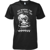 Go Where The Guitar Takes You (Version 3) - Mens - Tshirt - Small to 5XL