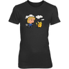 Hillary Clinton Chasing Pikachu - Womens - Tshirt - Small to 2XL