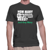How Many Ukuleles Do I Really Need? Just One More.... - Mens - Tshirt - Small to 5XL