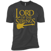 Lord of the Strings (Guitar) - Mens - Tshirt - Small to 5XL