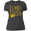 Lord of the Strings (Guitar) - Womens - Tshirt - Small to 3XL