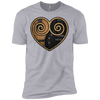 Love Symbol (Guitar) - Mens - Tshirt - Small to 5XL