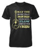 May The Music Flow Through Your Fingers - Mens - Tshirt - Small to 5XL