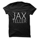 Mentally Dating Jax Teller Limited Edition - Womens - Tshirt - Small to 2XL