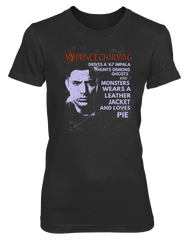 My Prince Charming Dean Winchester - Womens - Tshirt - Small to 2XL
