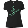 Neon Guitarist - Womens - Tshirt - Small to 3XL