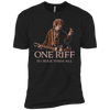 One Riff To Rule Them All - Mens - Tshirt - Small to 5XL