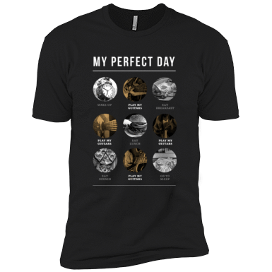 Perfect Day - Mens - Tshirt - Small to 5XL