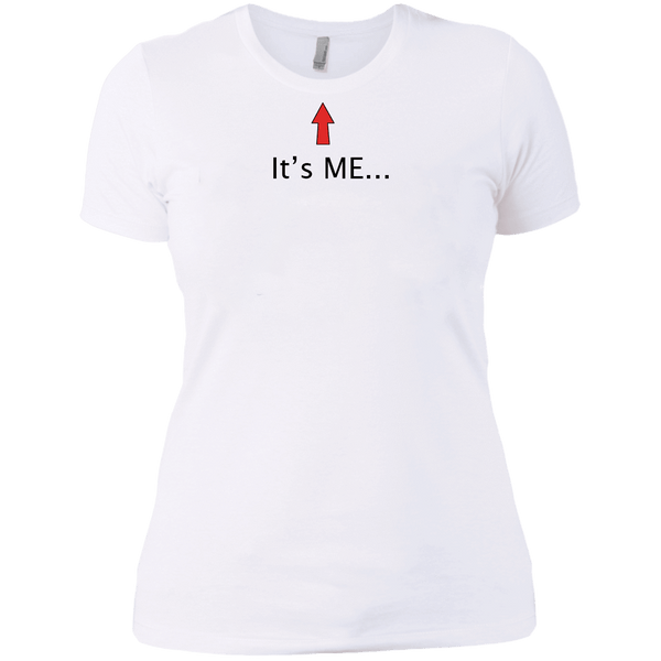 Personalized It's ME... T-Shirt For Women