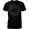 StarFlower Geode Mens - Tshirt - Small to 5XL