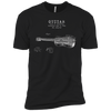 Stratton Patent Guitar - Mens - Tshirt - Small to 5XL