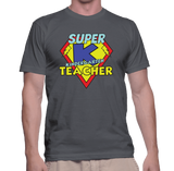 Super Kindergarten Teacher - Mens - Tshirt - Small to 5XL
