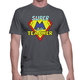 Super Music Teacher - Mens - Tshirt - Small to 5XL