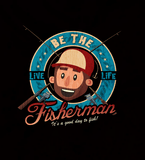 The Story of the Fisherman - Be the Fisherman - Womens - Tshirt - Small to 3XL