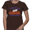 This Is My Scary Grandma Costume - Womens - Tshirt - Small to 2XL